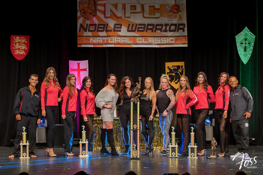 2017 NPC NOBLE WARRIOR NATURAL CLASSIC